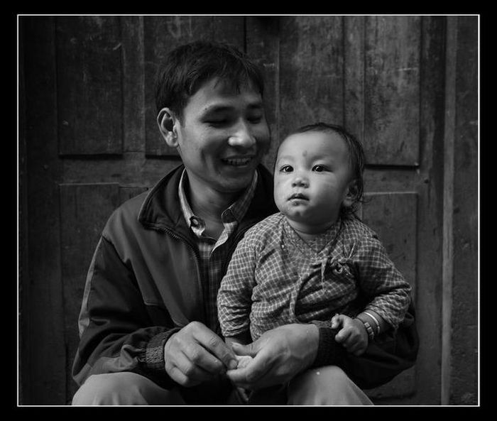Precious Moments of Father and Child (65 pics)