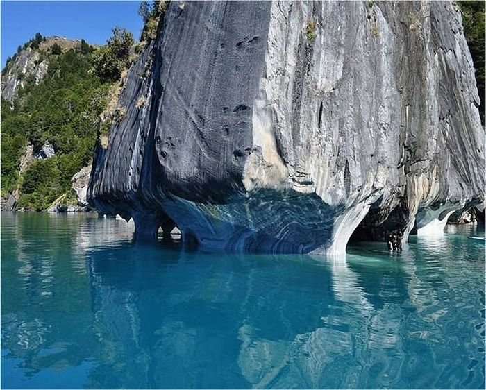 Marble Caves (23 pics)
