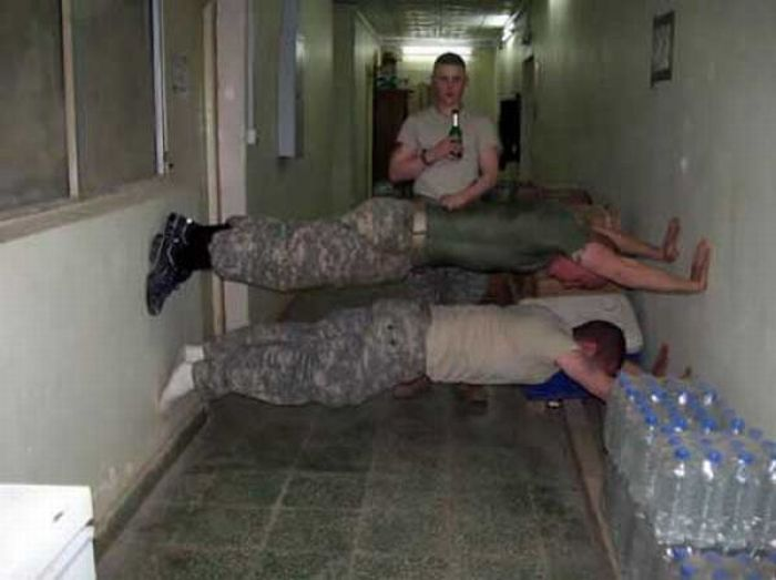 Military Humor. Part 2 (60 pics)