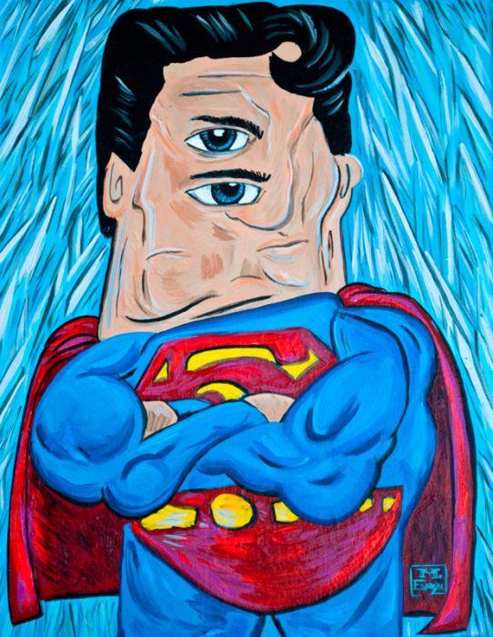 Super-Cubic Heroes (9 pics)