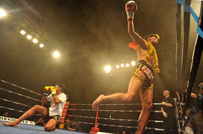 Muay Thai (19 pics)