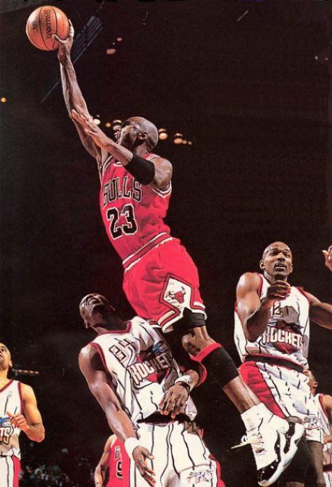 Vintage Michael Jordan (22 pics)