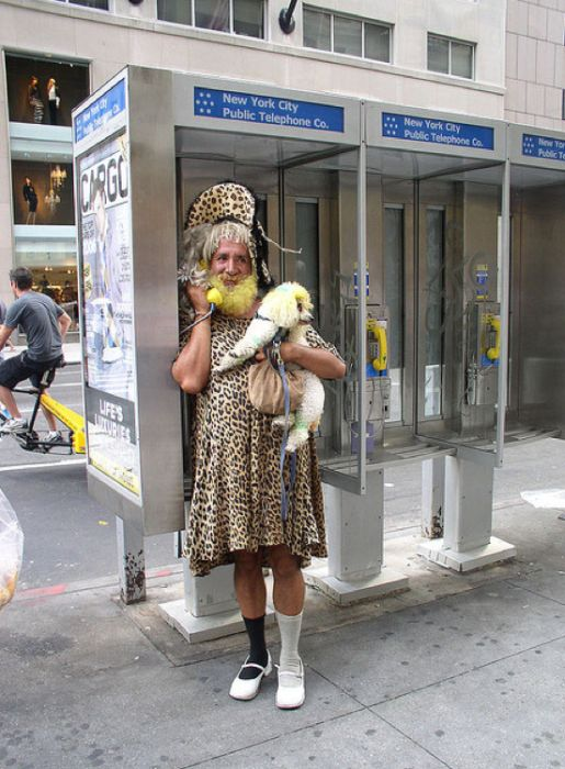 Funny and Awkward Pictures of New York City (48 pics)
