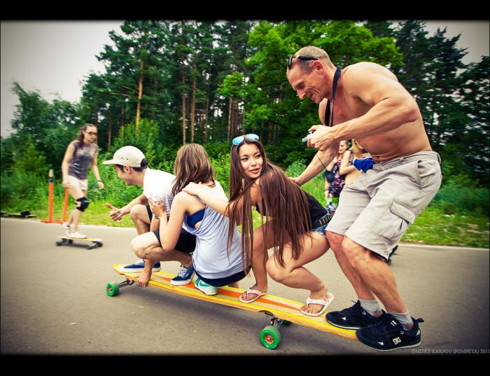 Skating Girls (22 pics)