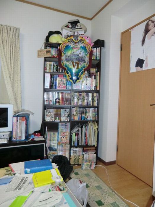 Japanese Rooms (59 pics)