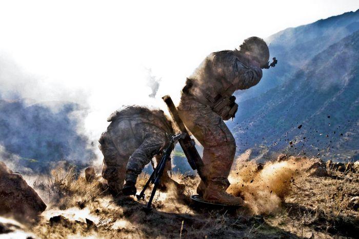 Las mejores fotos de militares