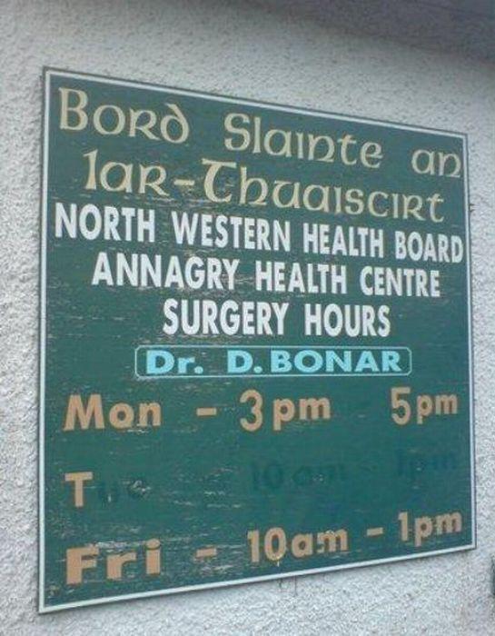 Hilarious Doctor Names (20 pics)