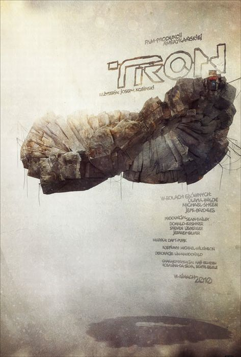 Posters by Tomasz Opasinski (15 pics)