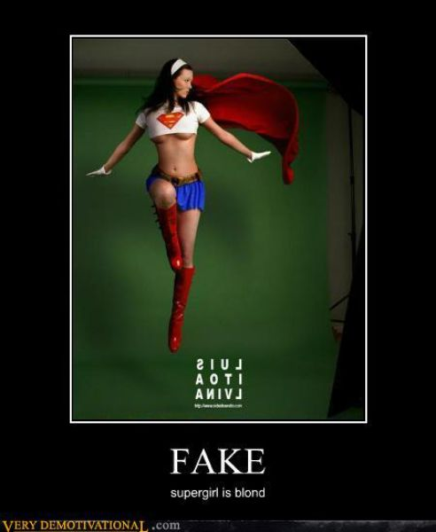 Funny Demotivational Posters (50 pics)