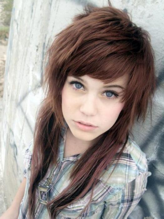 Cute Emo Girls (120 pics)