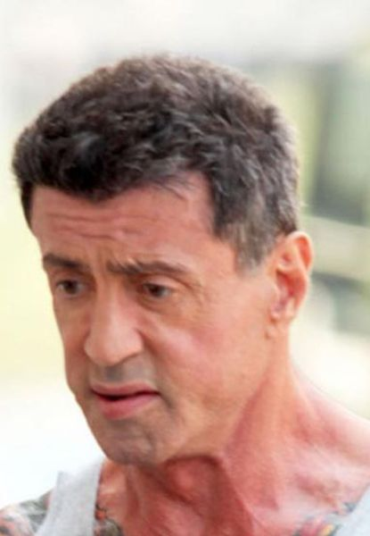 Rambo Turned 65 Years Old (7 pics)