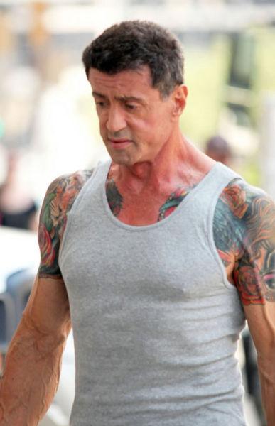 Rambo Turned 65 Years Old (7 pics)