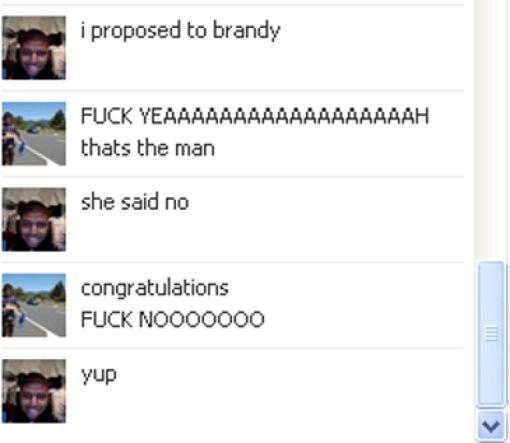 Embarrassing Facebook Breakups (17 pics)