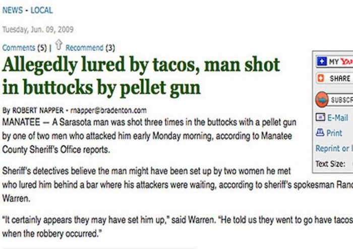 Headlines from Florida (45 pics)
