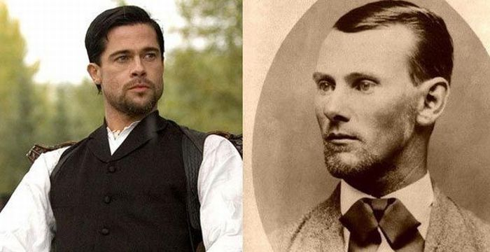Movie Actors and Their Real Life Characters (22 pics)