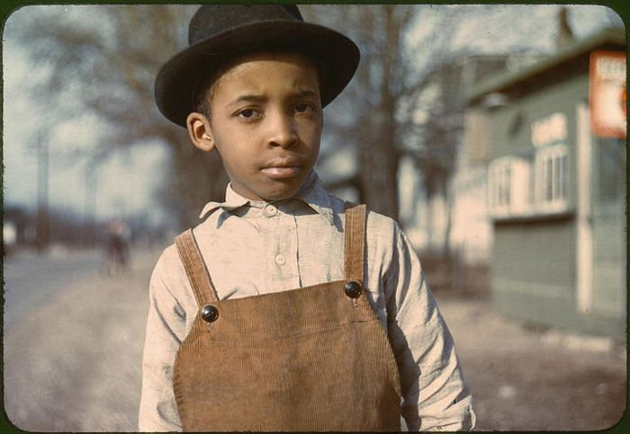 Color Photos From 1900-1940s (62 pics)
