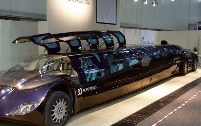 Super Bus for Dubai (8 pics)