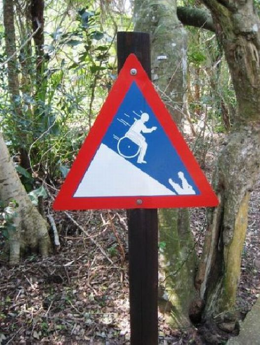 Funny Warning Signs (20 pics)
