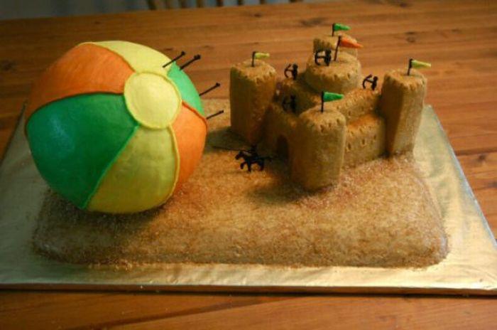 Cool Cakes (96 pics)