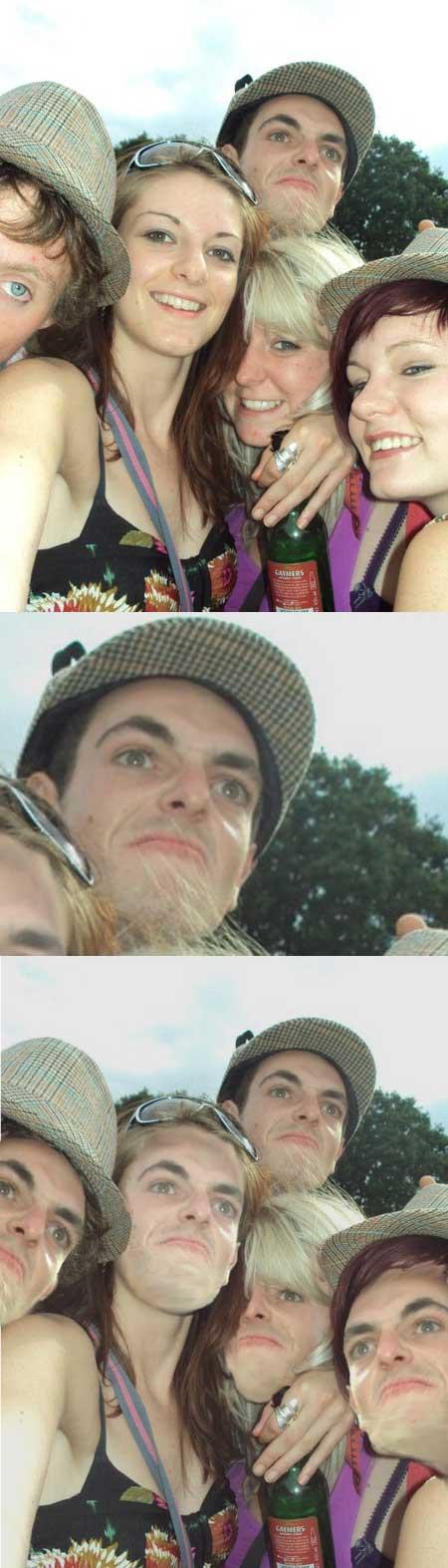 Facebombs (17 pics)