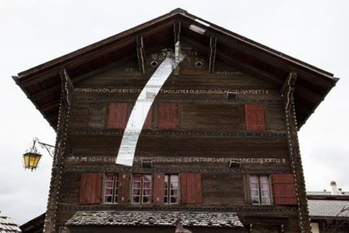 Illusion in Alps (15 pics)