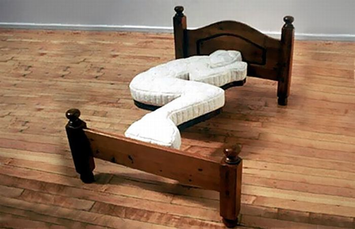 Cool And Unusual Bed Designs (45 pics)