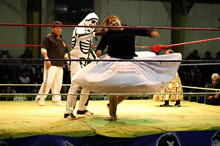 Fighting Cholitas (29 pics)