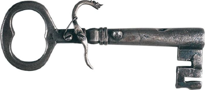 Guns Made from Jailers Keys (6 pics)