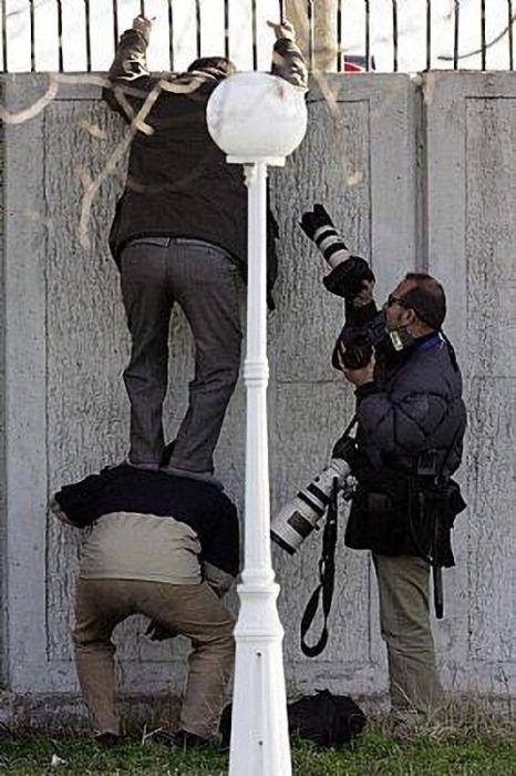 Funny Photographers (28 pics)
