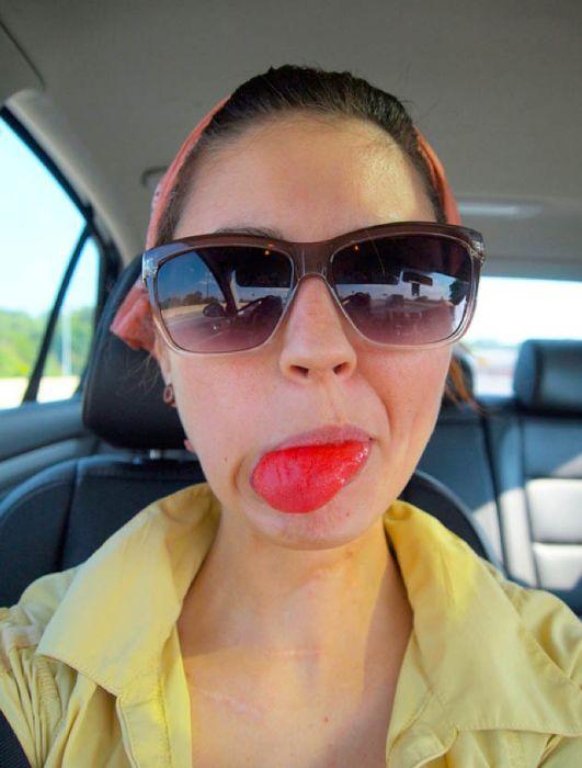 Slurpee Tongues (60 pics)