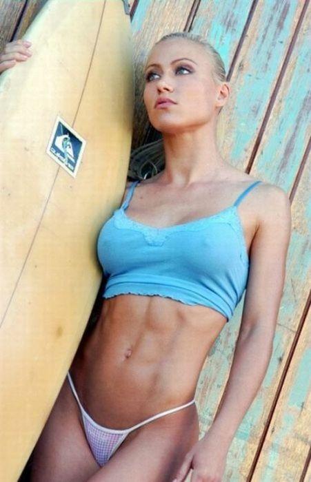 excelentes cuerpos trabajados de chicas sports