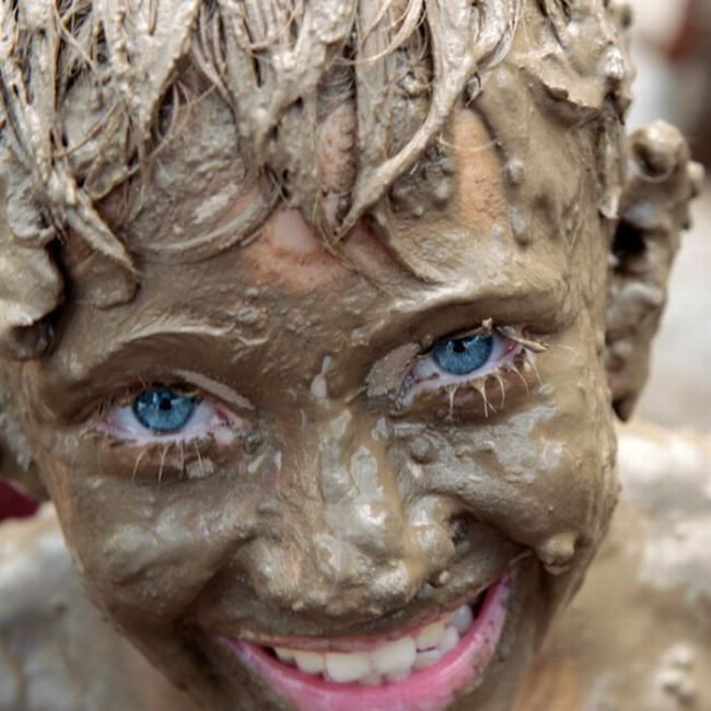 Mud Day 2011 in Westland, Michigan (14 pics)