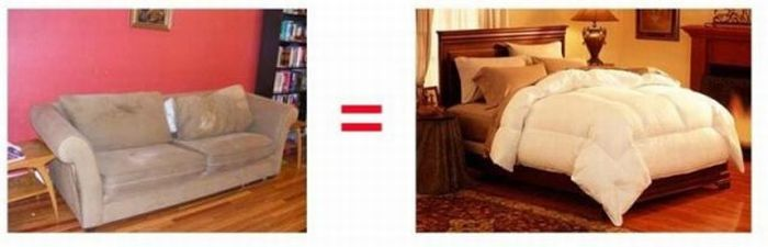 How Male Students See Life (15 pics)
