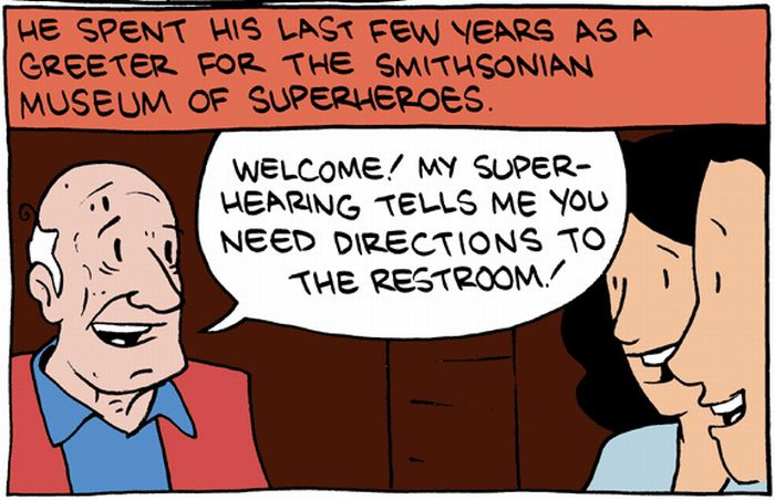 Using Superman (13 pics)