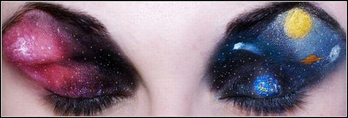 Incredible Eye Makeup by Katie Alves (18 pics)
