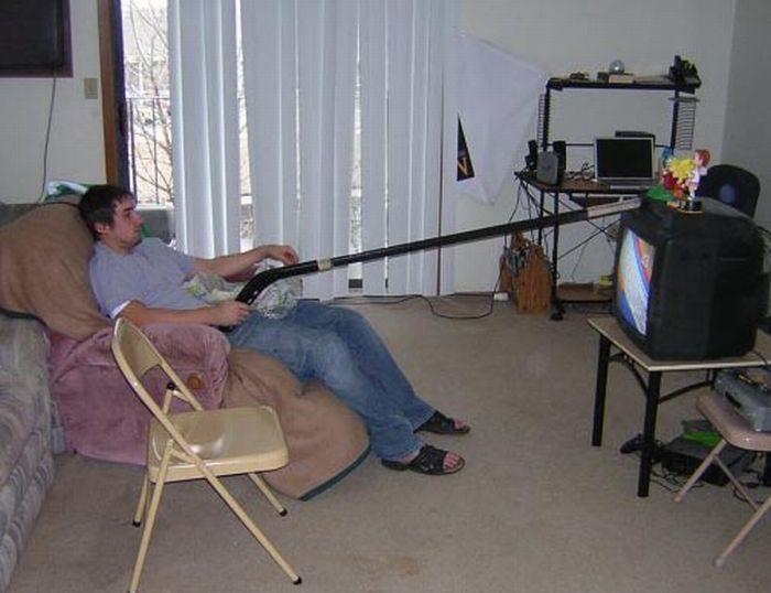 Examples Of Extreme Laziness (18 pics)