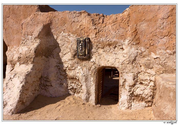 Star Wars in Tunisia (14 pics)