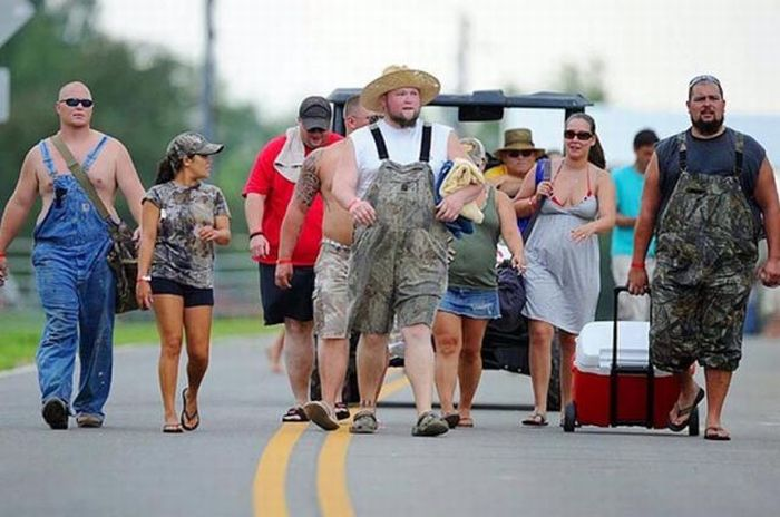 The Redneck Games 2011 (25 pics)