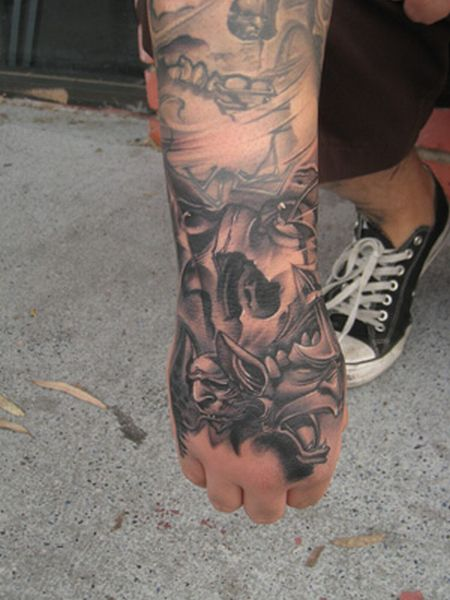 Awesome Tattoos (50 pics)