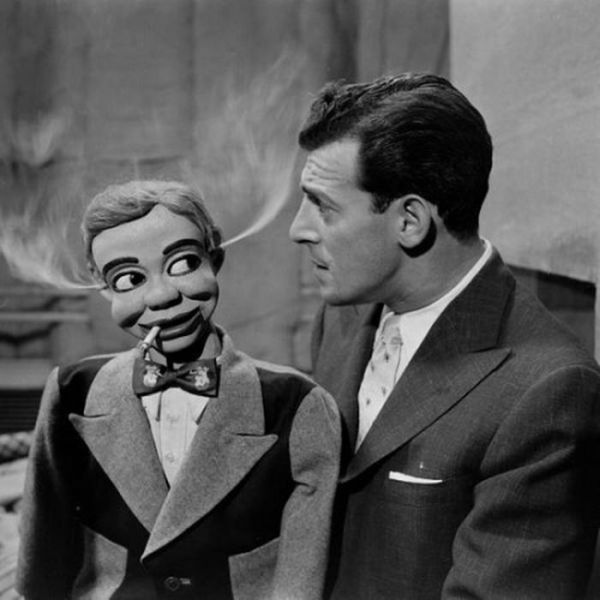 Vaudeville Ventriloquist Dummy Portraits (13 pics)