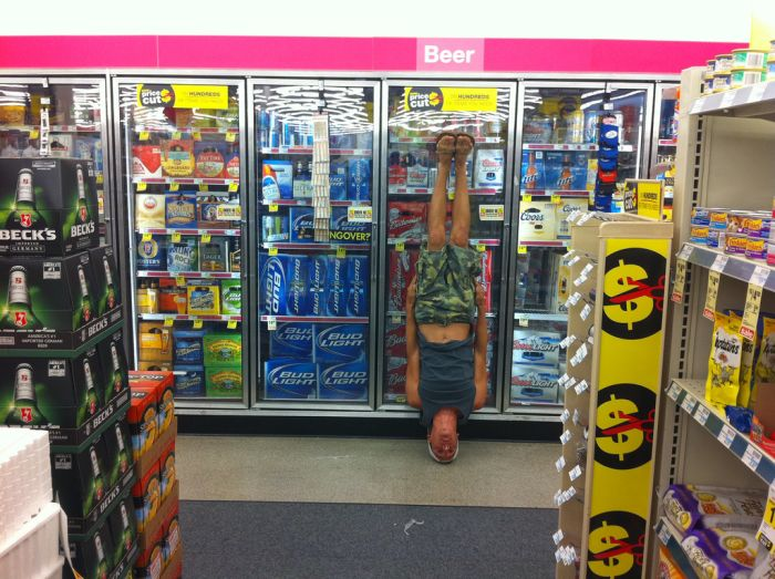 Vertical Planking (27 pics)