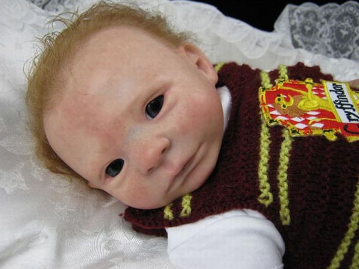 Ugly Harry Potter Dolls (11 pics)