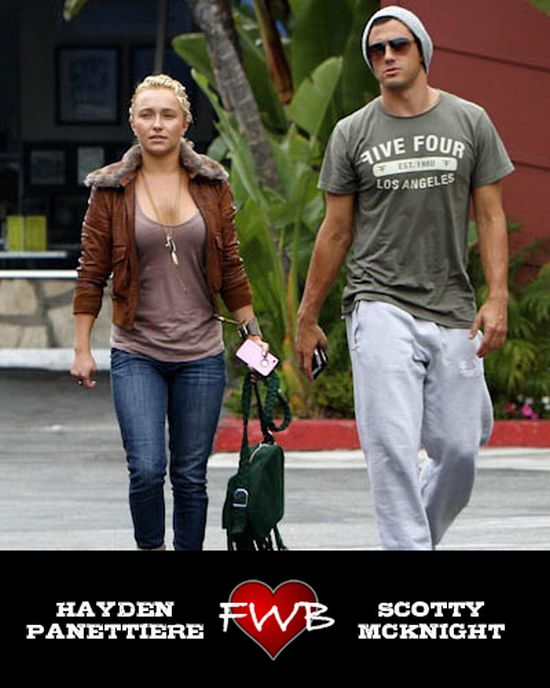 Celebrity Friends With Benefits (17 pics)