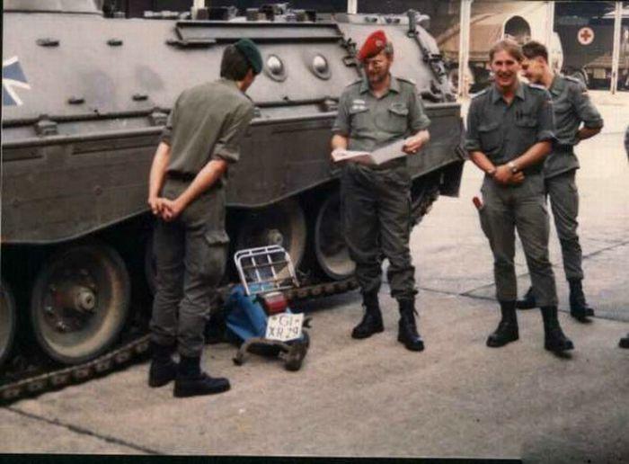 Hilarious Army Photos. Part 2 (61 pics)