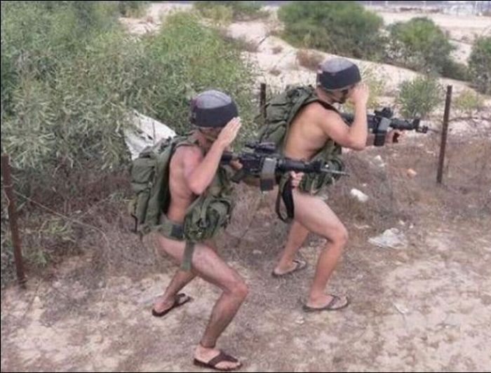 Hilarious Army Photos. Part 2 (61 pics)