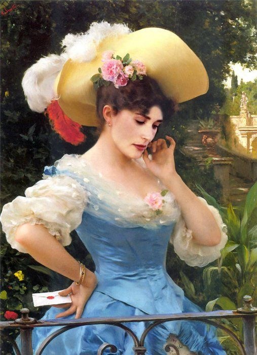 Modern Celebrities in Classic Paintings (28 pics)