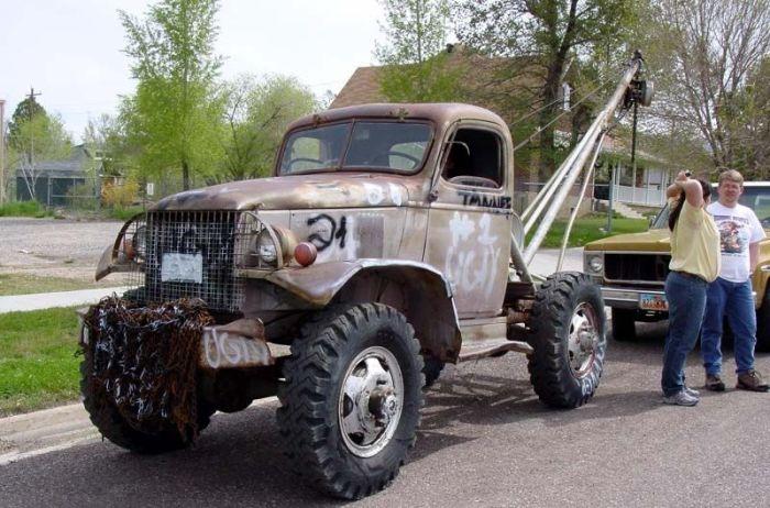 Ugly Trucks (30 pics)