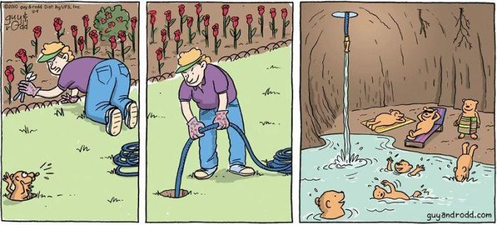 Funny Comics (129 pics)