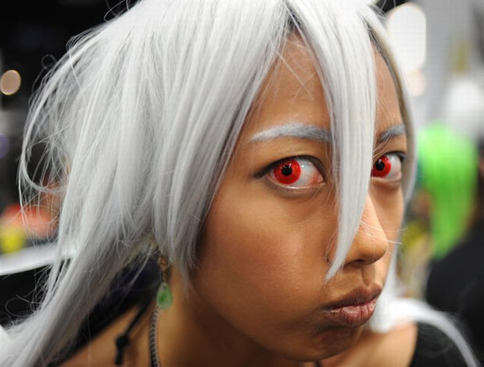 People in Cosplay Costumes (32 pics)