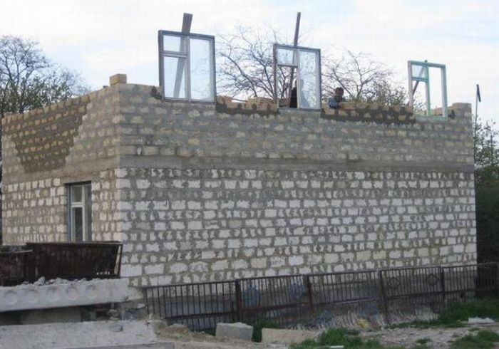 Crazy Construction Ideas from Russia (49 pics)